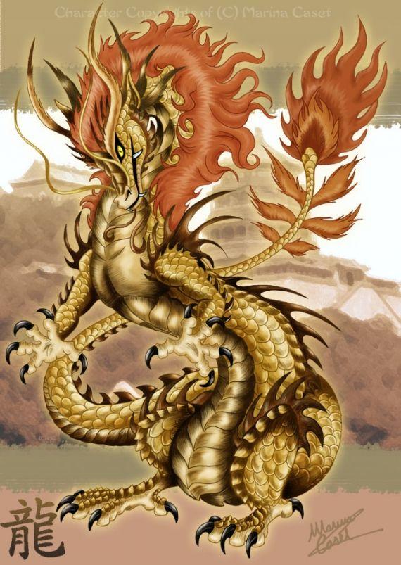 dragon chinois 16 Car Tuning