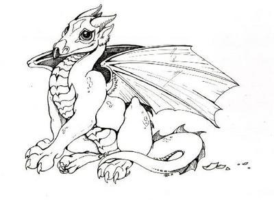 Anais page 126 - Comment dessiner un dragon chinois ...
